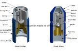Gleitbetriebs-Geräten-Nicht-Drehendes Gehäuse-Gleitbetriebs-Muffen-und Gleitbetriebs-Schuh-Führen