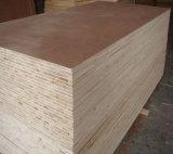 Сердечник Blockboard тополя прокатанное меламином