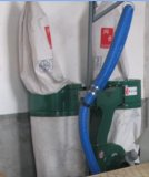 Ejes de rotación multi de la máquina de grabado de la carpintería con el colector de polvo