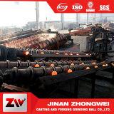 Sfera d'acciaio stridente di estrazione mineraria di rame