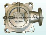 Carcaça do solenóide do silicone, fundição de aço para a válvula, peças de maquinaria