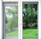 Tela de red del acoplamiento de la pantalla del insecto/de la ventana de la fibra de vidrio del rodillo del fabricante