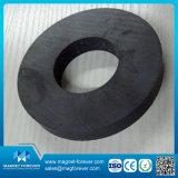imán de anillo fuerte del imán de la ferrita 3D para industrial