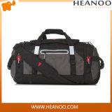 メンズスポーツポリエステル余暇は体操のDuffel旅行袋を運ぶ