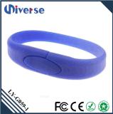 Привод Pendrive 2GB 4GB 8GB 16GB 32GB 64GB 128GB вспышки USB Wristband браслета USB силикона 2.0 USB 3.0 дешевый