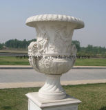 Potenciômetro de mármore do Urn do potenciômetro de flor/flor do jardim (BJ-FEIXIANG-0053)