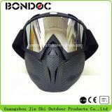 Lunettes de Motoccross avec le masque protecteur amovible