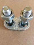 Электрический гальванизированный бросая томительноий-тягуч зажим веревочки провода DIN1142