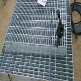 Используемая стальная решетка для дренажа