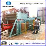20-25 presse automatique horizontale de grande capacité de tonne pour la gestion des déchets
