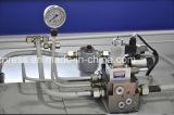 Máquina de dobra hidráulica movida a motor do CNC (100T 2500mm)