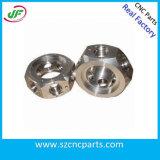 Precisione che lavora, CNC che lavora, pezzi meccanici di CNC dell'alluminio di precisione di CNC
