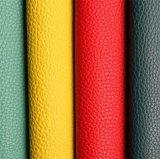 cuir épais de sac à main de PVC de 1.8mm
