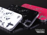 Caisse pour le téléphone d'iPhone (séries de rotin)