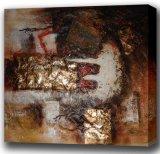 Pintura al óleo abstracta (50)