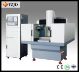 Máquina del CNC del grabado del molde de metal para el acero de carbón