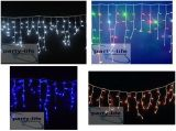 120 LED Snowing Icicle Lights in/Outdoor for Wedding Party