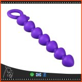 Het prachtige de g-Vlek van de Levering van de Stok van de Massage van de Parels van de Masturbatie Anale Vrouwelijke Vrouwelijke Stuk speelgoed van het Geslacht voor Vrouwen