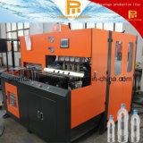 Vier Kammer-halbautomatischer Flaschen-Schlag-formenmaschinen-Preis