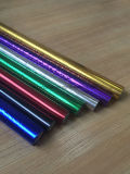 Hoher glatter metallisierter Haustier-Polyester-Film für metallisches Garn