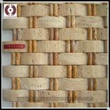 Mattonelle di mosaico di ceramica di vetro di pietra per la decorazione della parete (HC002)
