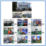Impresora de inyección de tinta continua de Cij del código de la fecha del alambre del cable de las latas (EC-JET920)