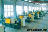 Cubierta trabajada a máquina CNC del disipador de calor del LED