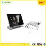내향 처리 측정 철사 LCD 치과 정점 로케이터 측정 정점