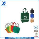 Nuevamente bolso de compras plegable reciclable