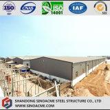 Kit d'acciaio mobile del magazzino per il complesso industriale