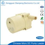 Pomp van het Water van de stroom 720L/H de Minigelijkstroom voor de Machine van de Koffie met de Controle van de Snelheid