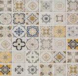 nicht Porzellan-Dekor-Fliese des Beleg-60X60 rustikale glasig-glänzende für Fußboden und Wand