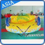 Heißer verkaufender aufblasbarer Wasser-Sport verrückter uF, aufblasbares Carzy Sofa, Fliegen-Fisch Towable für Sommer-Wasser-Spiel