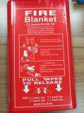 Стеклянная ткань одеяла 3732 пожара зоны пожара предохранения от персонала Texturized