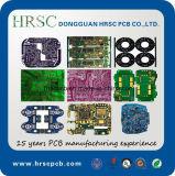 Fabrication multicouche de carte d'ODM&OEM, modèle de la carte à circuit imprimé PCB&PCBA de carte de HASL