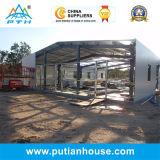 Bâtiment multi préfabriqué de structure métallique de plancher pour l'appartement