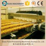 ISO9001 chocolate Snack Food turrón que forma la máquina de corte