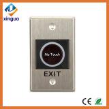 Sensores infrarrojos ninguna salida del tacto para el acceso de la puerta