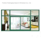 Finestra di scivolamento di alluminio di alta qualità (FT-W126)