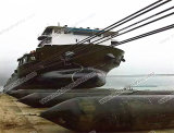 China Marine Rubber Airbags para Ship Launching y Landing
