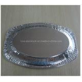 Алюминиевый устранимый Takeaway контейнера еды