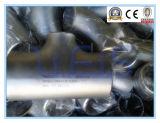 Te del igual de la instalación de tuberías de acero inoxidable S32205