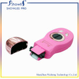 Remoção permanente do cabelo do corpo da remoção do cabelo de Showliss com LCD
