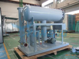 Máquina del purificador de petróleo del filtro de petróleo de la turbina del Jt