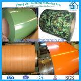 Качество Prepainted гальванизированная стальная катушка (ZL-PPGI)