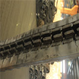 Rubber Spoor/Kruippakje 370*107k*41 voor Yanmar B37/B37.2A/M37