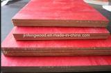 El tablero hecho frente película de la madera contrachapada/la madera contrachapada estructural/la película Shuttering hicieron frente a la madera contrachapada