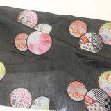 Шелк вышивки/Linen ткань для одежды
