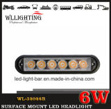 LED Lighthead Grille Light, Surface Mounted LED Headlight voor Car en Truck wl-52026b (led-light-BAR)