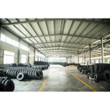 Gabelstapler-fester Reifen, pneumatischer geformter Vollreifen mit konkurrenzfähigem Preis